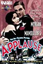 Applause (1929) Poster