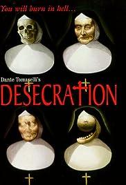 Desecration Poster