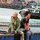 Jing Ning and Daniel Wu in Sam cha hau (2005)