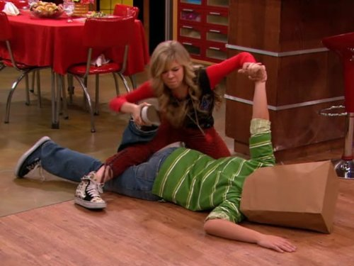 iCarly 2×13 – Yo hago a Sam Girlier