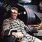 Arnold Schwarzenegger and Bob Tzudiker in Total Recall (1990)