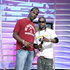 A.J. and Omarion at an event for 106 & Park Top 10 Live (2000)