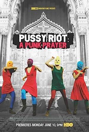Where to stream Pussy Riot - A Punk Prayer