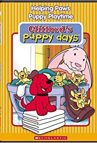Primary photo for Clifford's Puppy Days