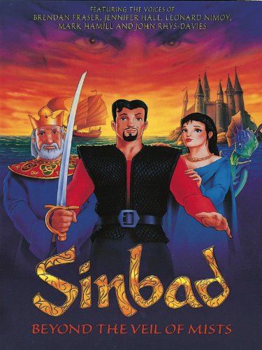 Sinbad: Beyond the Veil of Mists 2000 Hindi Dual Audio 1080p HDRip ESub 1.6GB Download