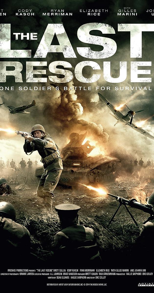Subtitle of The Last Rescue