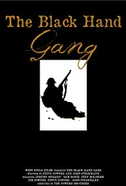 The Black Hand Gang Poster