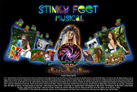 HD 1080p movie downloads Stinky Feet Musical by none 2160p]