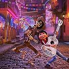 Gael García Bernal and Anthony Gonzalez in Coco (2017)