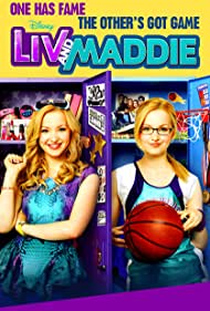 Dove Cameron, Emmy Mattingly, and Lauren Lindsey Donzis in Liv and Maddie (2013)