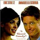 Eric Stoltz and Annabella Sciorra in Mr. Jealousy (1997)