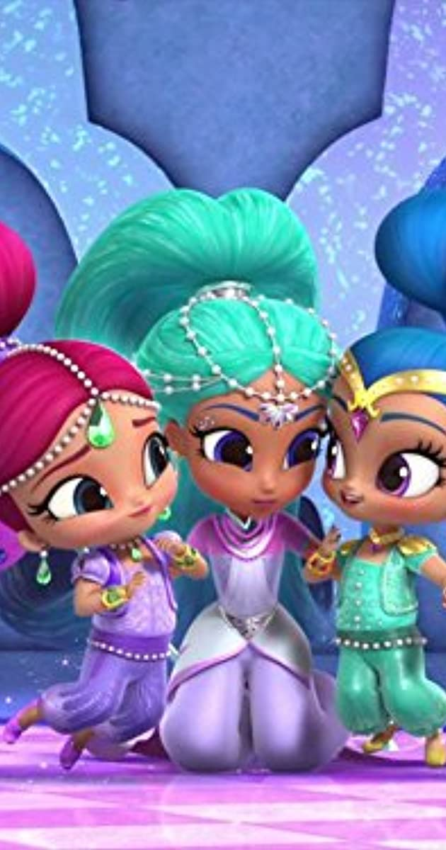 Quot Shimmer And Shine Quot Welcome To Zahramay Falls Tv Episode