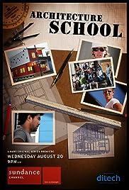Architecture School Poster