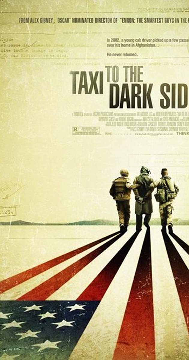 Taxi To The Dark Side 2007 DVDRip XviD