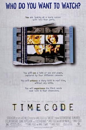 Where to stream Timecode