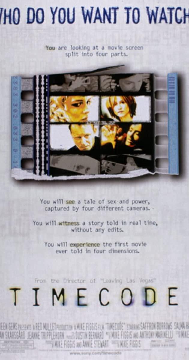 Timecode (2000) - IMDb