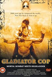 Gladiator Cop(1995) Poster - Movie Forum, Cast, Reviews