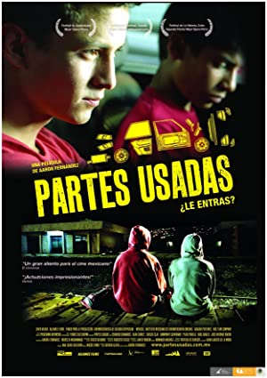 Partes usadas 2007 with English Subtitles 8