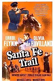 Santa Fe Trail (1940) 1080p