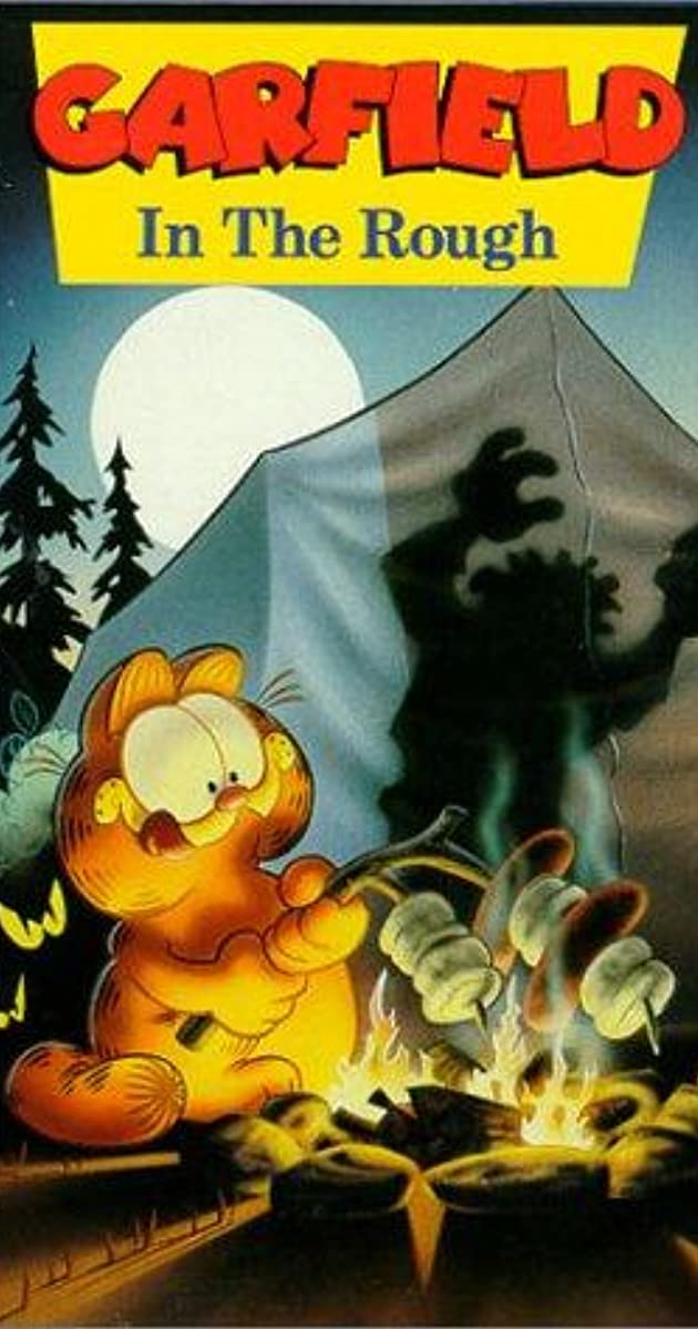 Garfield In The Rough Tv Short 1984 Lorenzo Music As Garfield Imdb