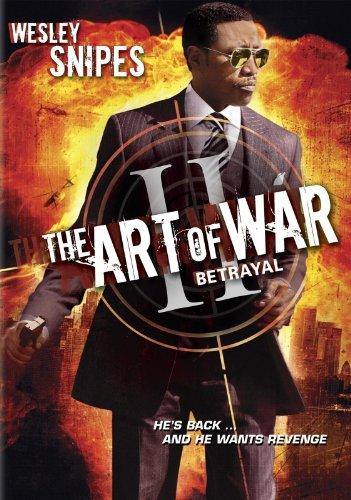 Download The Art of War II: Betrayal (2008) Dual Audio (Hindi-English) 480p | 720p