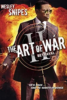 The Art of War II: Betrayal