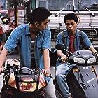 Chao-jung Chen and Kang-sheng Lee in Qing shao nian nuo zha (1992)