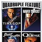 Jean-Claude Van Damme in Hard Target (1993)