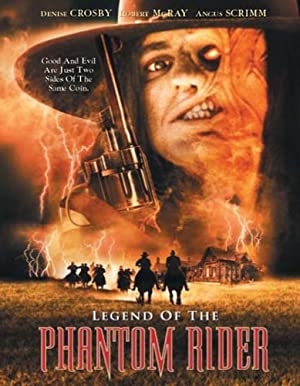 Legend of the Phantom Rider (2002)