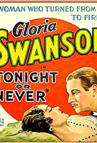 Tonight or Never (1932) Poster - Movie Forum, Cast, Reviews