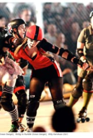 Blood on the Flat Track: The Rise of the Rat City Rollergirls Poster