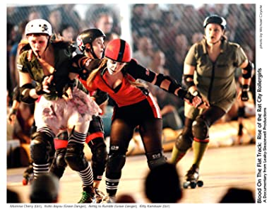 Movies direct download 720p free Blood on the Flat Track: The Rise of the Rat City Rollergirls USA [320x240]