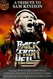 Back from Hell: A Tribute to Sam Kinison Poster