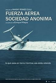 Fuerza aérea sociedad anónima Poster