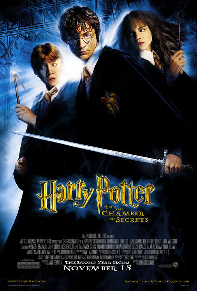 Harry Potter and the Chamber of Secrets (2002) BluRay 480p, 720p, 1080p & 4K-2160p