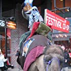 Egypt Through The Glass Shop director Anyextee crashes Sundance Film Festival on camel back