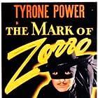 Tyrone Power, Linda Darnell, Basil Rathbone, Montagu Love, Janet Beecher, J. Edward Bromberg, Robert Lowery, Chris-Pin Martin, Eugene Pallette, and Gale Sondergaard in The Mark of Zorro (1940)