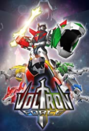 Voltron Force Poster