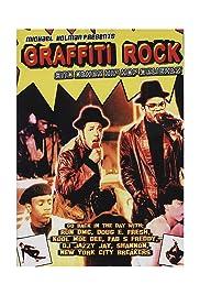 Graffiti Rock Poster