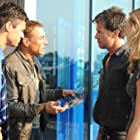 Jean-Claude Van Damme, Joe Flanigan, Anna-Louise Plowman, and Kris Van Damme in 6 Bullets (2012)