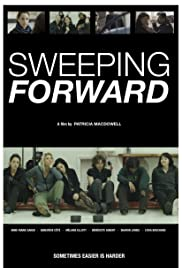 Sweeping Forward Poster