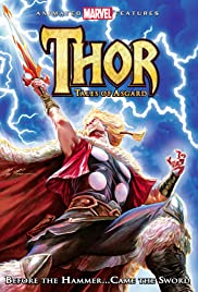 Thor: Tales of Asgard Poster