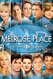 Melrose Place Poster - TV Show Forum, Cast, Reviews