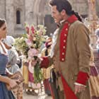 Emma Watson and Luke Evans in Beauty and the Beast (2017)