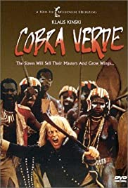Cobra Verde (1987) Poster - Movie Forum, Cast, Reviews