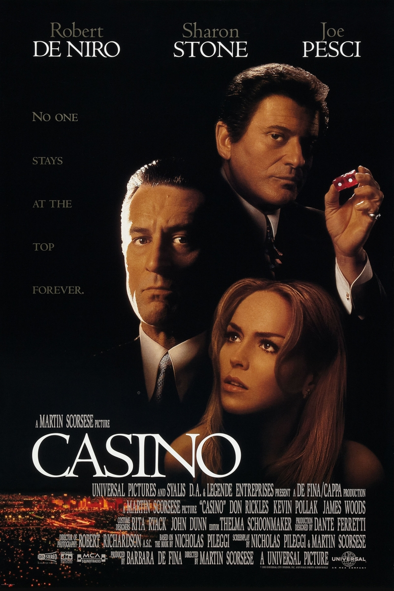 Casino (1995) BluRay 480p, 720p & 1080p