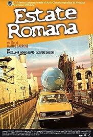 Roman Summer Poster