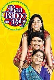 Baa Bahoo Aur Baby Poster - TV Show Forum, Cast, Reviews