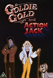 Goldie Gold and Action Jack Poster