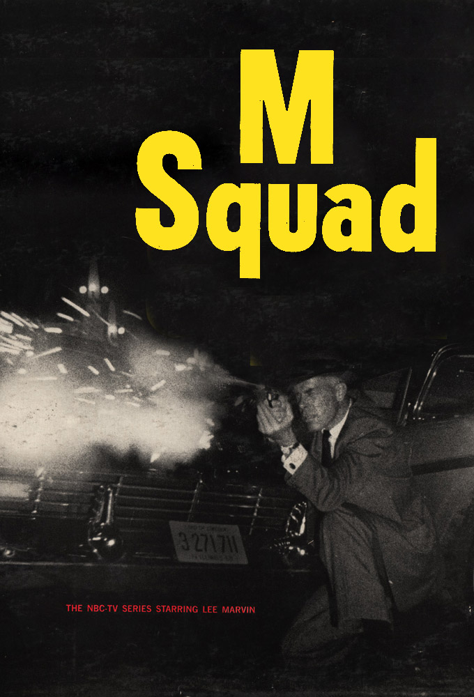 Lee Marvin in M Squad (1957)